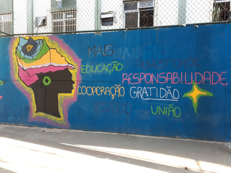 #FundoNAMI Marielle Franco: Escola Municipal Charles Anderson Weaver