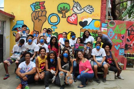 #FundoNAMI 2018: III Quitanda Multicultural