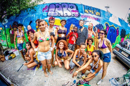 #FundoNAMI 2016: AfroGrafiteiras no MOF 2016