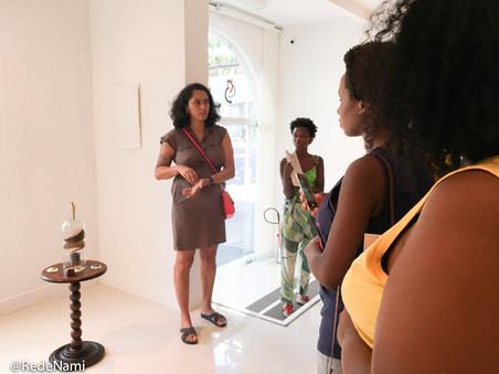 #InterNAMI 2019: Visita a Galeria de Arte Simone Cadinelli