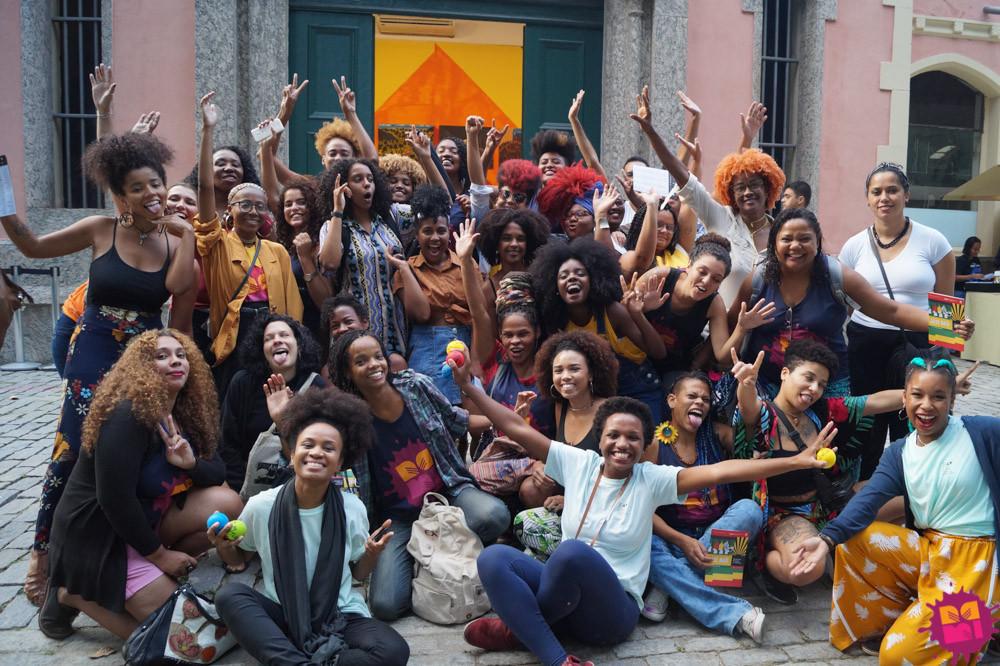 Projeto AfroGrafiteiras - 2019