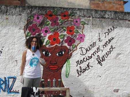 #FundoNAMI 2015: Grafitagem em Antares