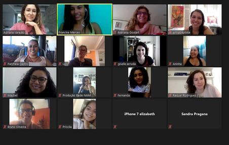Roda de Conversa Online com Adriana Varejão