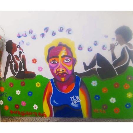 #FundoNAMI 2015: Mural Jovem Negro Vivo