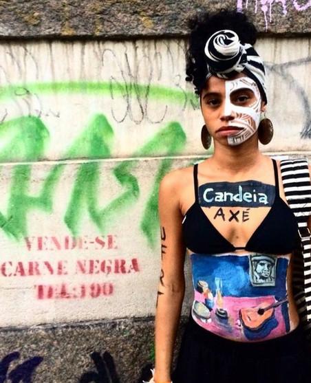 Grupo de Acompanhamento: Joyce Candeia