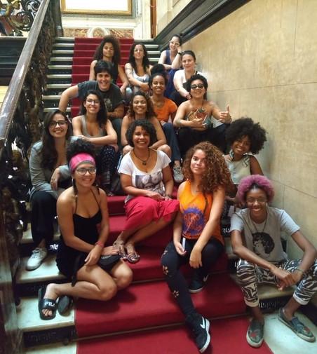 #InterNAMI 2018: Visita guiada ao Museu da República