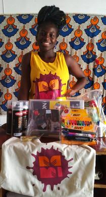 Repescagem para acompanhamento online via Google Classroom para o programa #AfroGrafiteiras da NAMI