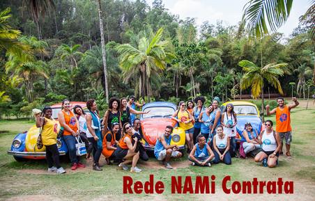 Rede NAMI seleciona assistentes de Projetos para atuação no Rio de Janeiro