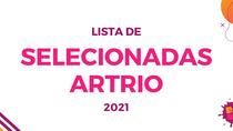 Selecionadas para a ArtRio 2021