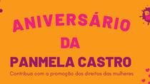 Aniversário da Panmela Castro
