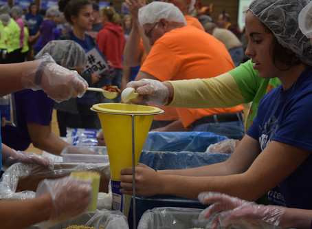 61,000 iFeed bags for Nicaragua in 1 Day