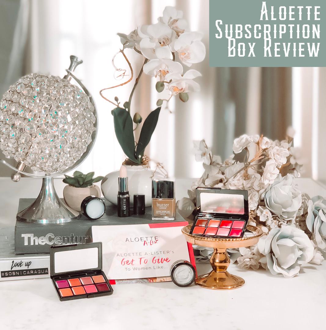 A-List Subscription Box Review