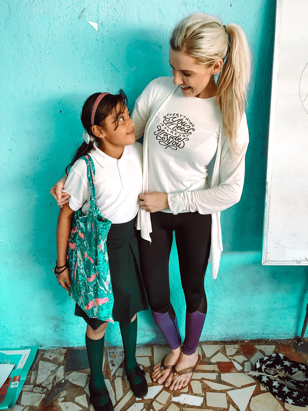 Amanda Sowards Humanitarian World Missions Outreach Nicaragua