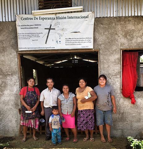 La chureca Nicargua church pastor