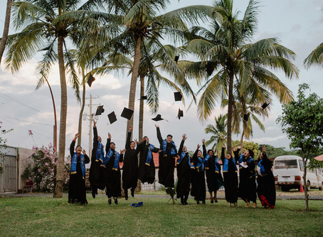 2017 World Missions Outreach Graduation