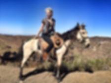 Masaya Volcano Horse Trails nicargua