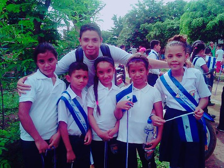 Happy Independence Day Nicaragua from WMO Students