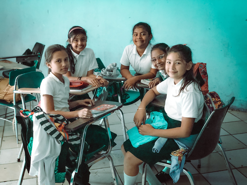 World Missions Outreach Schools Nicaragua