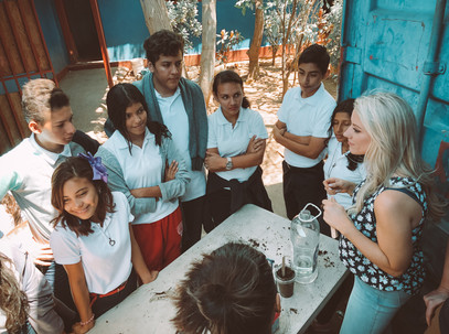 Mission Trips Nicargua Self Sustainable Education