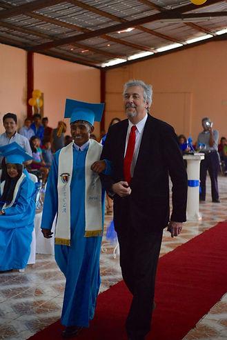 Nicargua High School Gradution