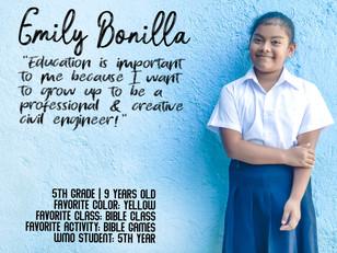 EMILY JUDITH BONILLA VALLECILLO