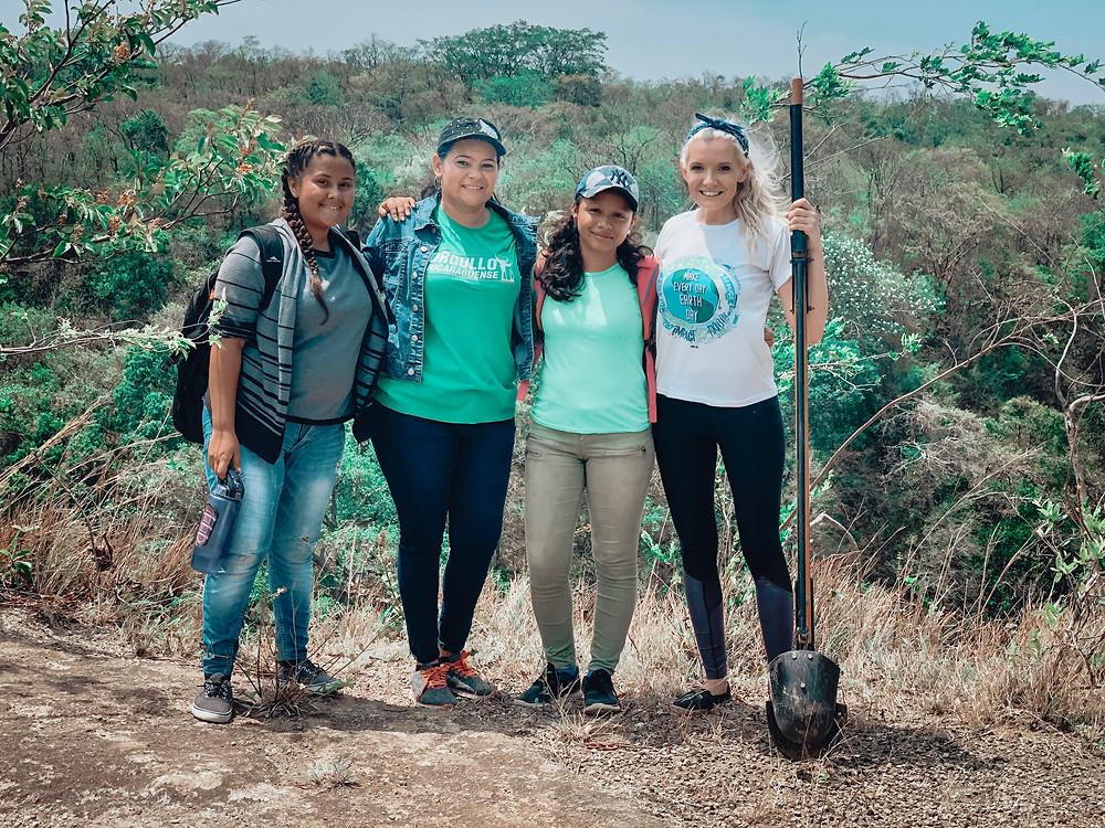 Amanda Sowards World Missons Outreach Planting Trees
