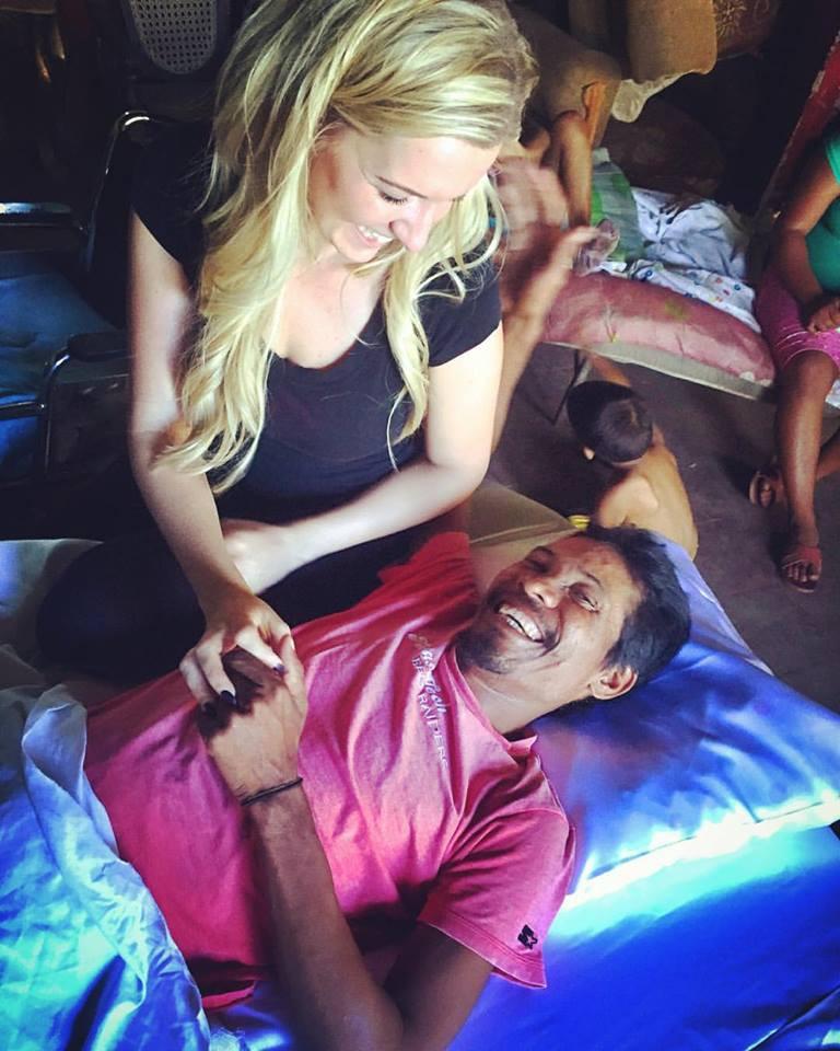 Humanitarian Amanda Sowards Nicaragua