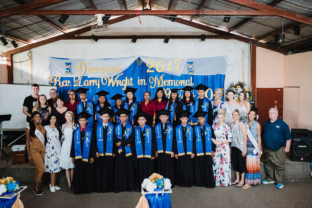 World Missions Outreach Nicaragua High School Graduation
