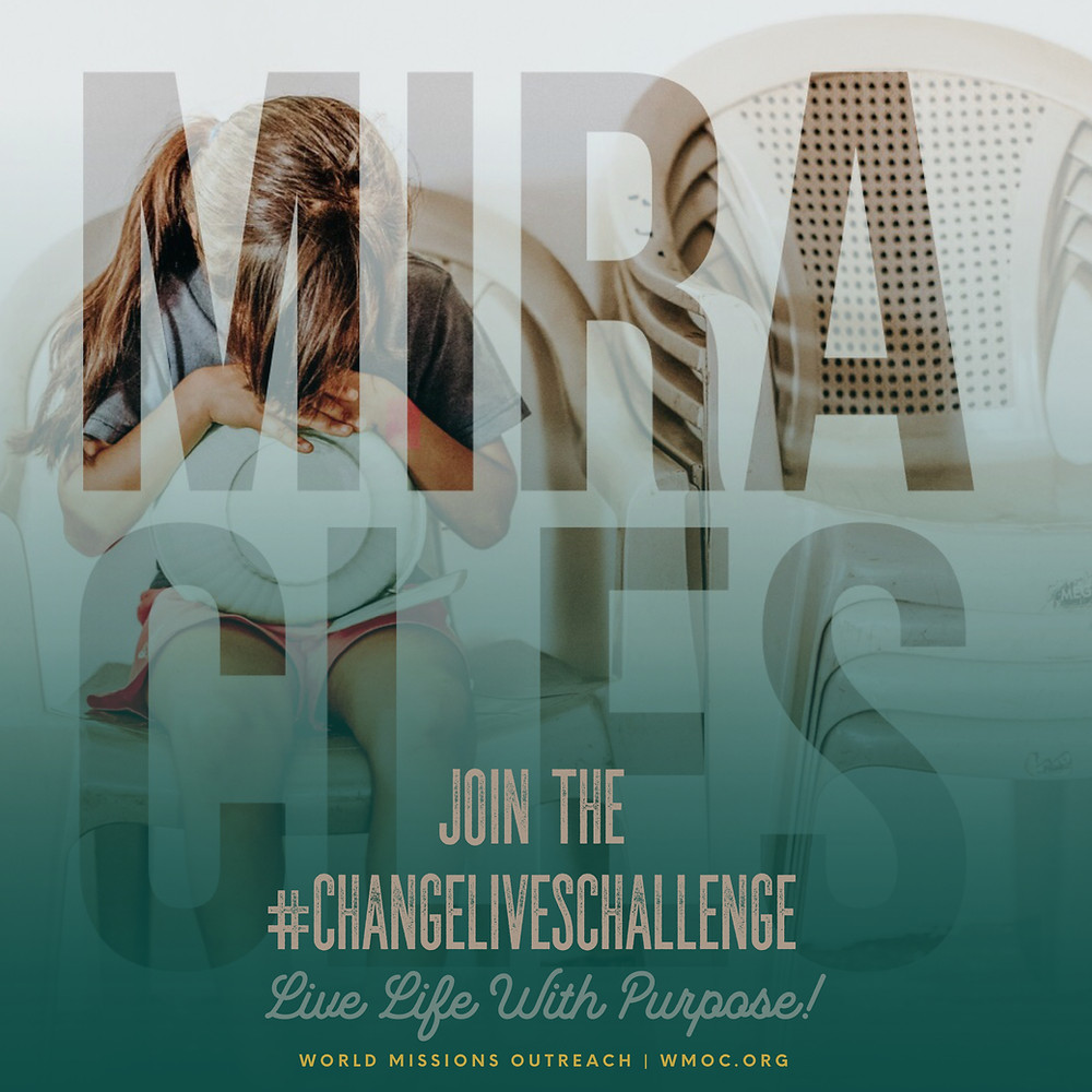 #ChangeLivesChallenge to #SaveWMO
