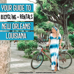 Where to bike in New Orleans