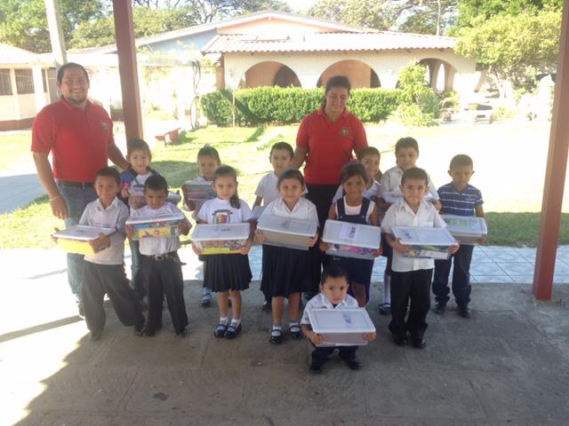 Pre School Class 2014