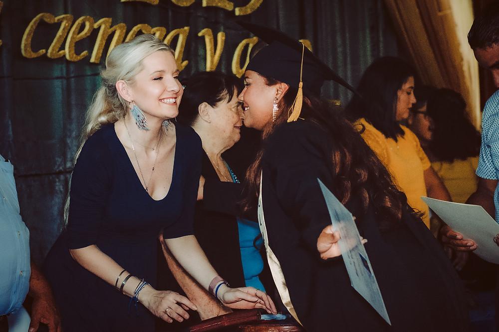 Amanda Sowards World Missions Outreach Graduation