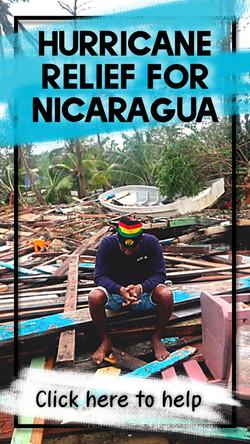 Hurricane Relief Nicaragua