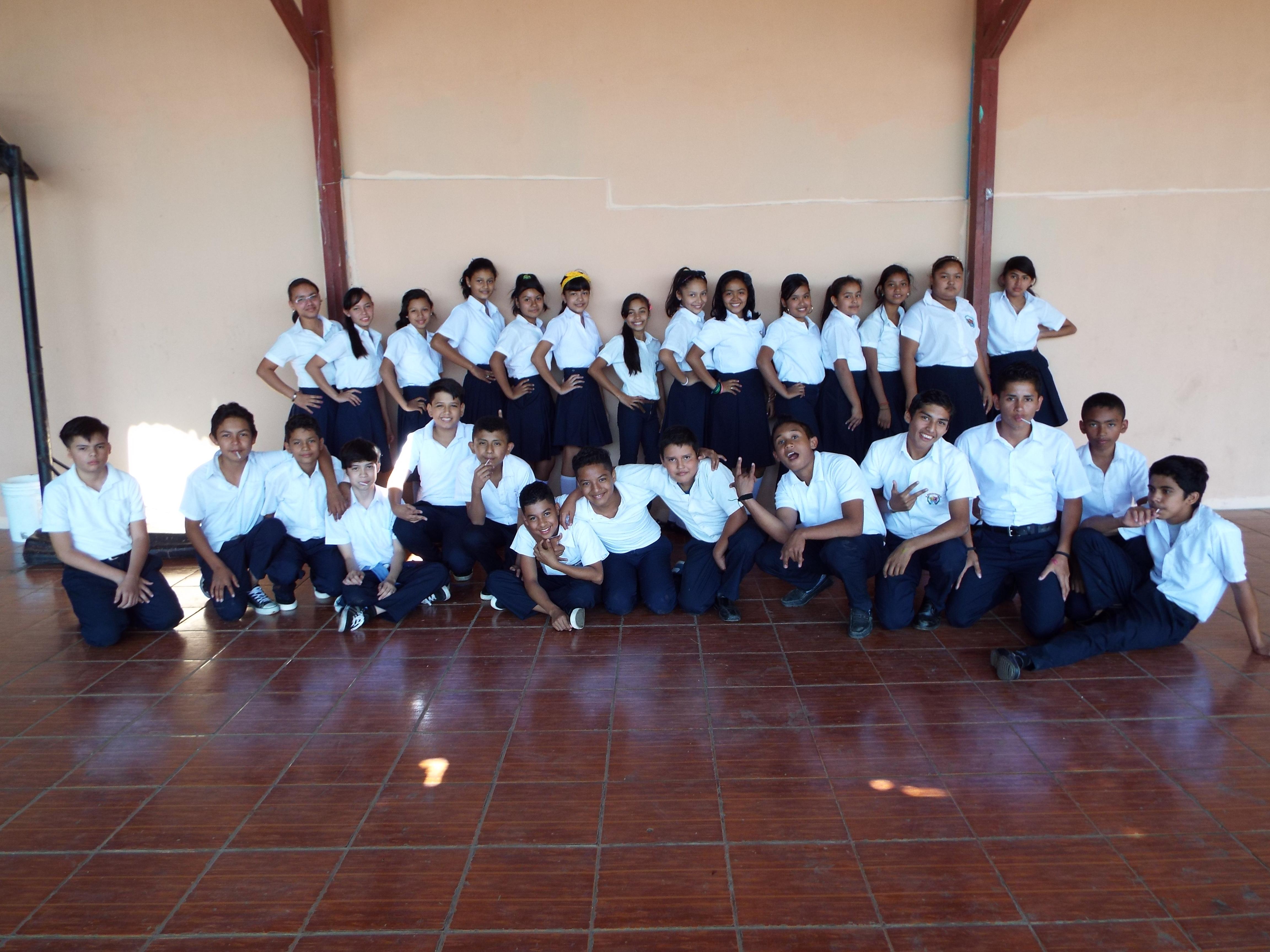 2016 8th Grade Class