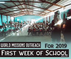 Amanda Sowards World Missions Nica
