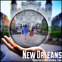 Amanda Sowards New Orleans