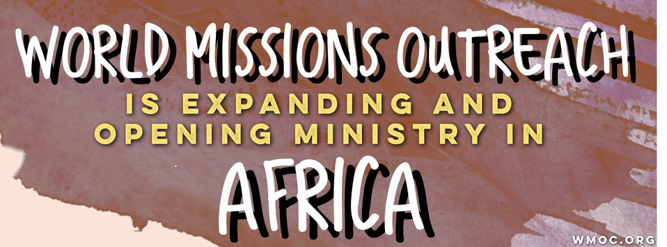 World Missions Africa