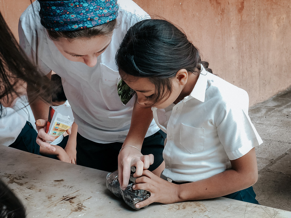 Best Missions Trips to Nicaragua Self Sustanable Education