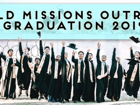 Graduation Ceremony World Missions Outreach Nicaragua