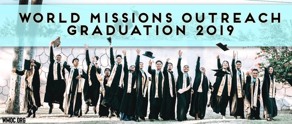World Missions Outreach Graduation Nicaragua