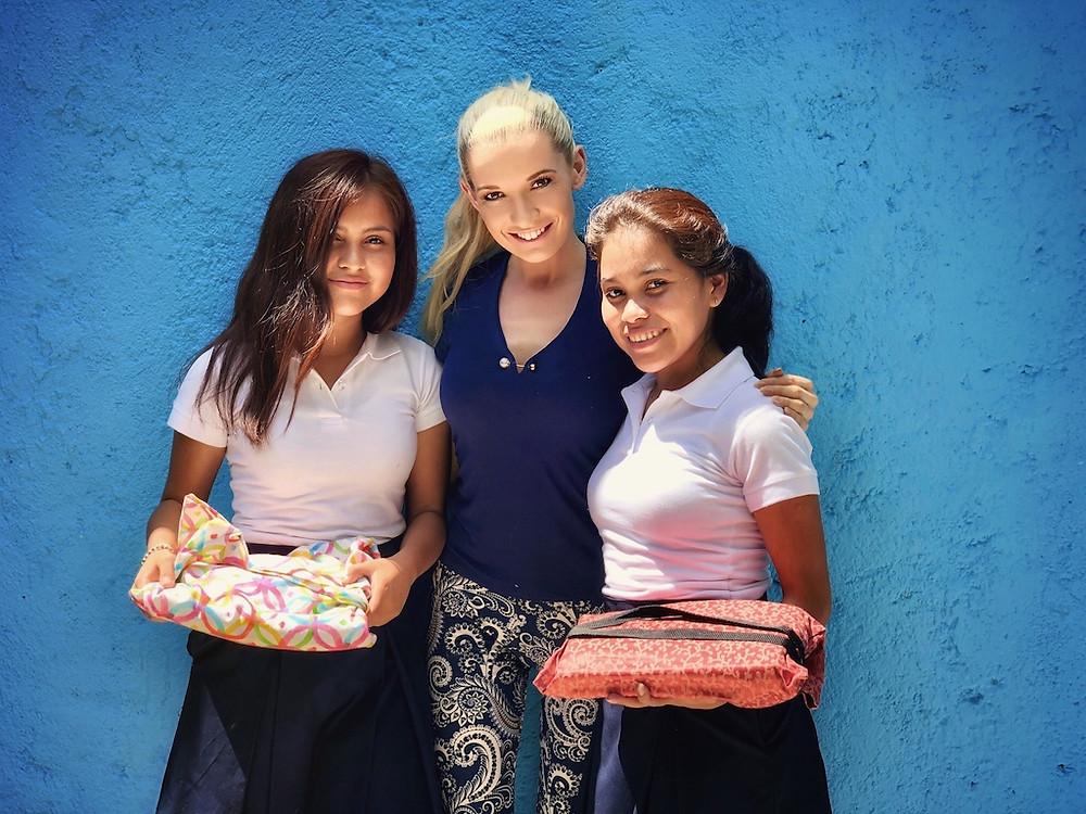 Amanda Sowards Nicaragua