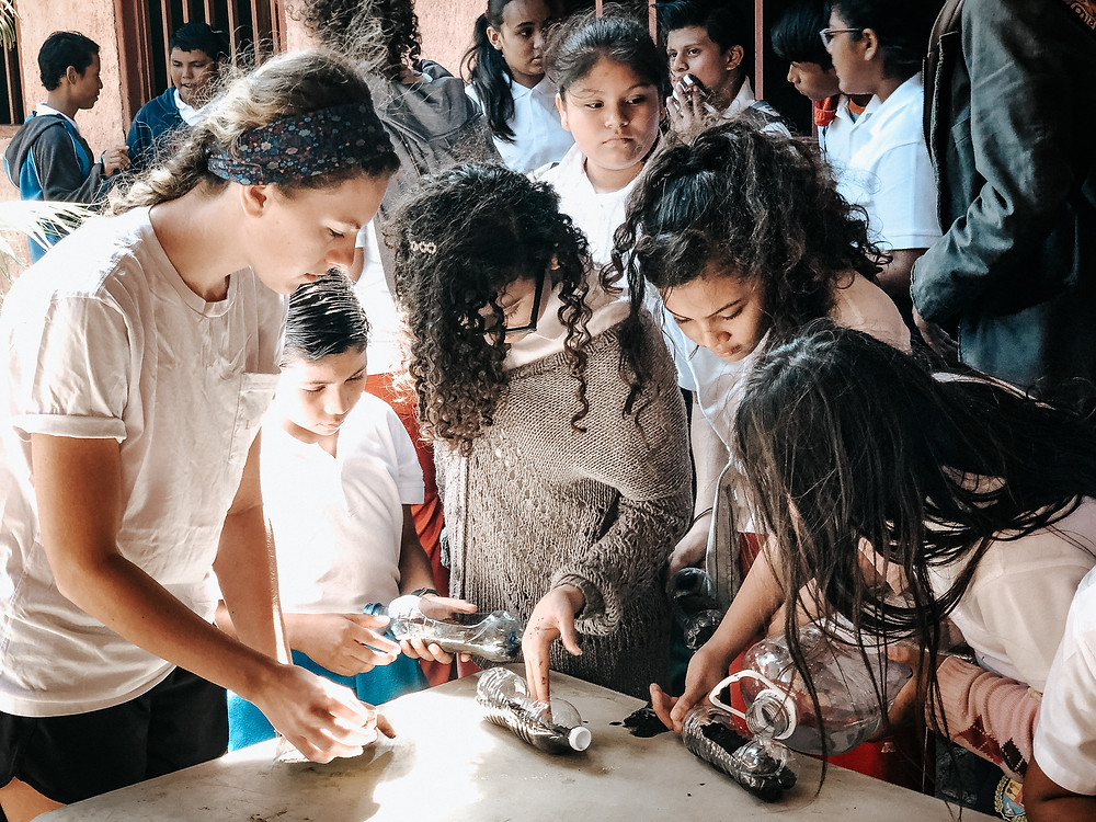 Self Sustainable Education Mission Trip Nicaragua World Missions Outreach