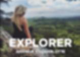 #Girlforgood Hourglass stylo explorer