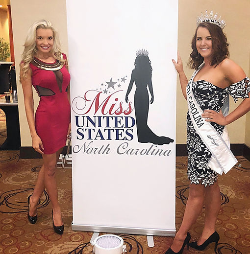 Amanda Sowrds Miss NC Unite States