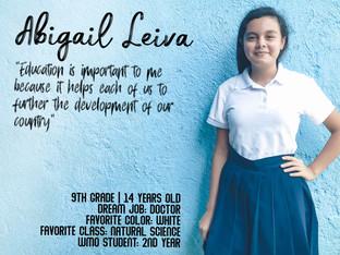 ABIGAIL LUCIA LEIVA RAMIREZ
