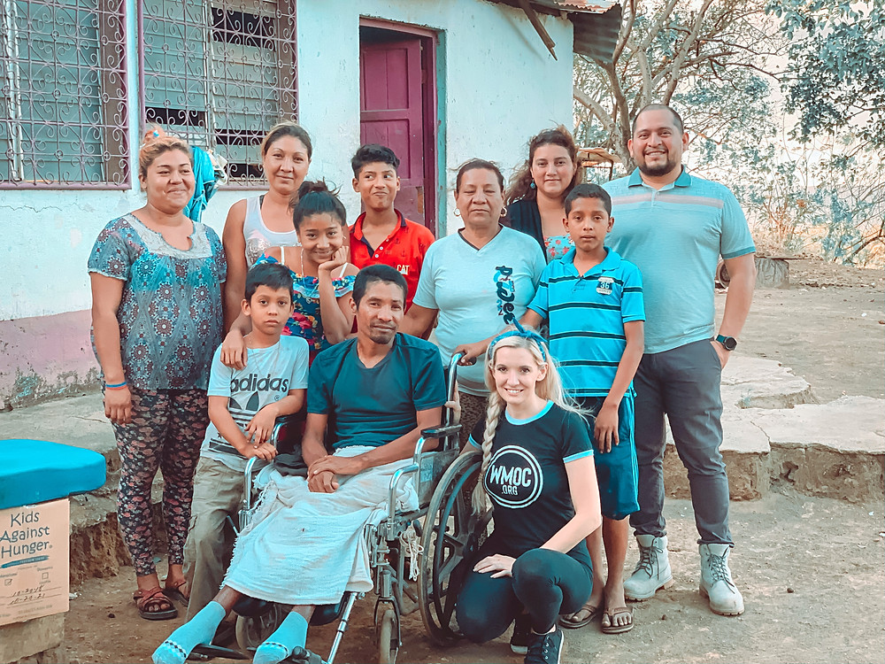 World Missions Outreach Ministry in Nicaragua