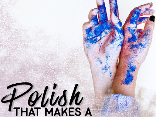 Nail Polish that Makes a Difference!