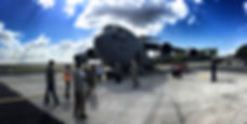 US Air Force delivers humanitarian ait to Nicaragua