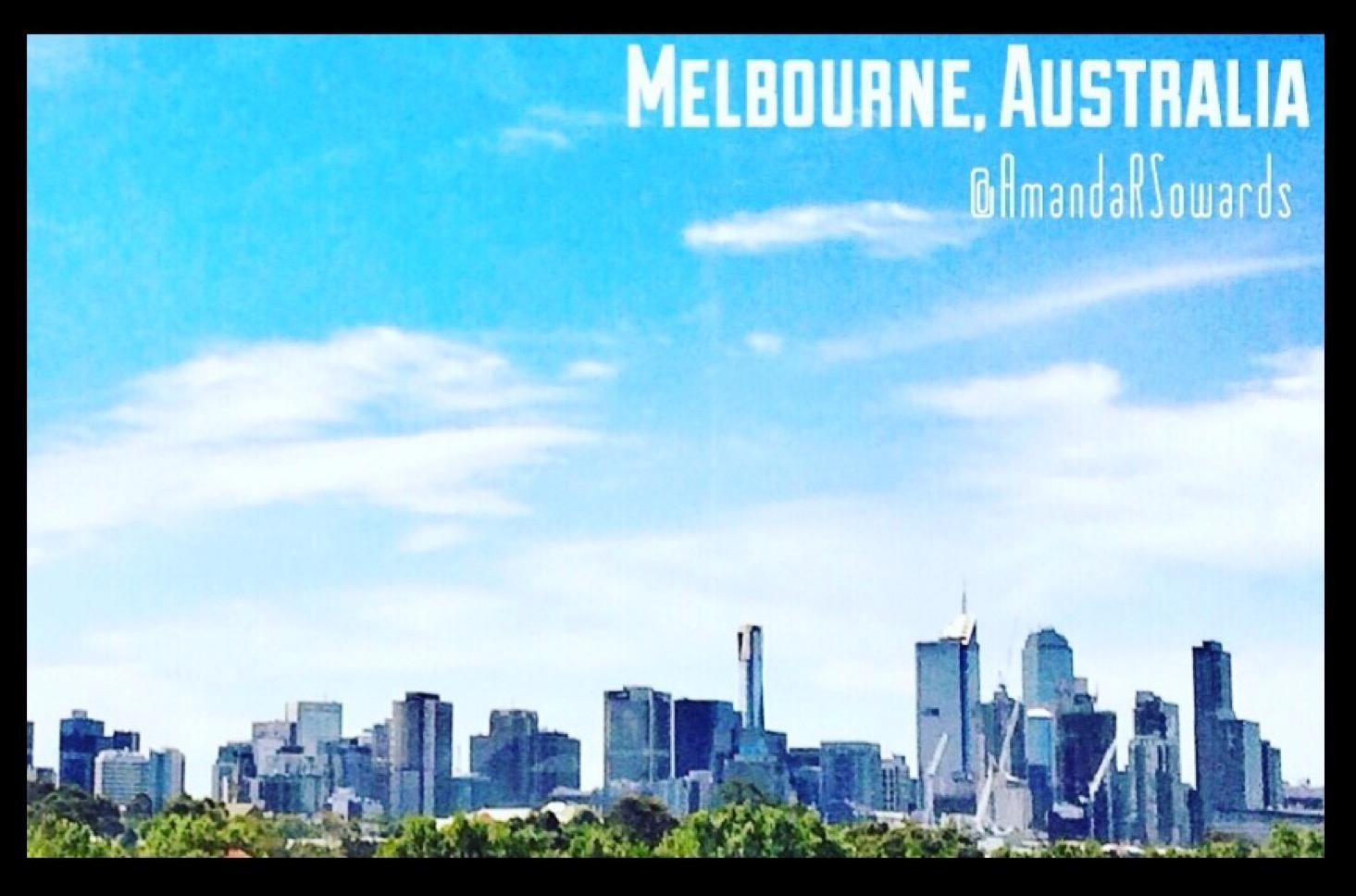 Melbourne Australia Amanda Sowards
