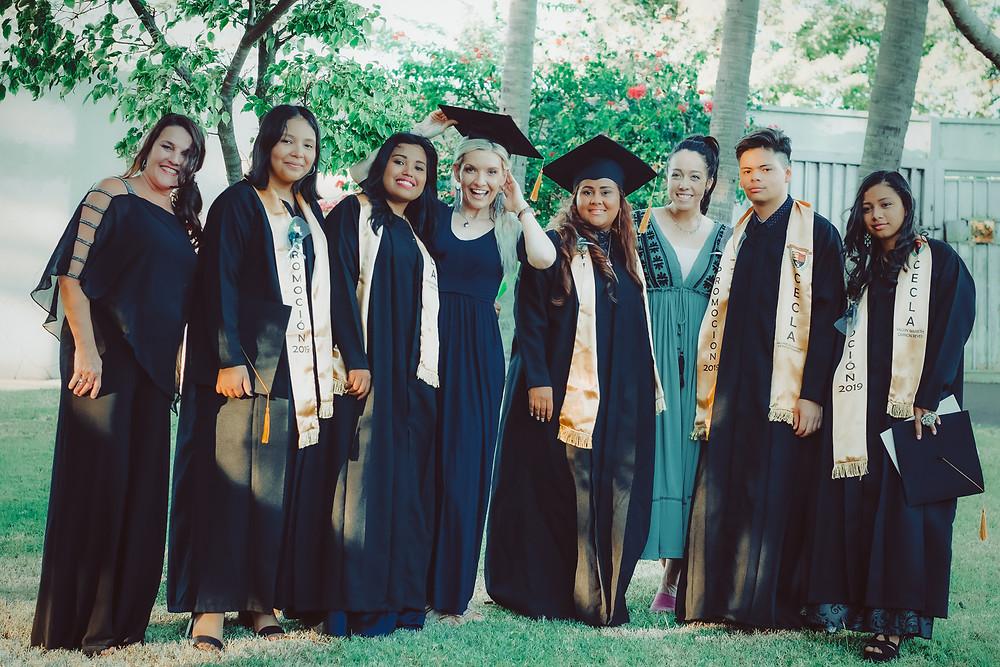 Humanitarian Amanda Sowards World Missions Outreach Graduation
